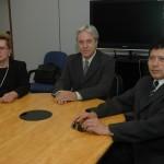 Visita de magistrados do Equador - 03