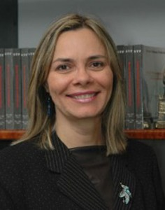 Ministra Katia Magalhaes Arruda