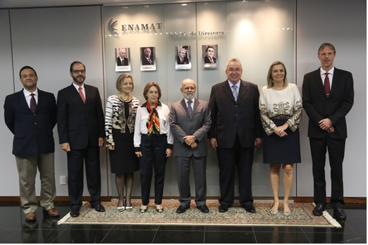Sixth Administrative Board of ENAMAT 2015-2016