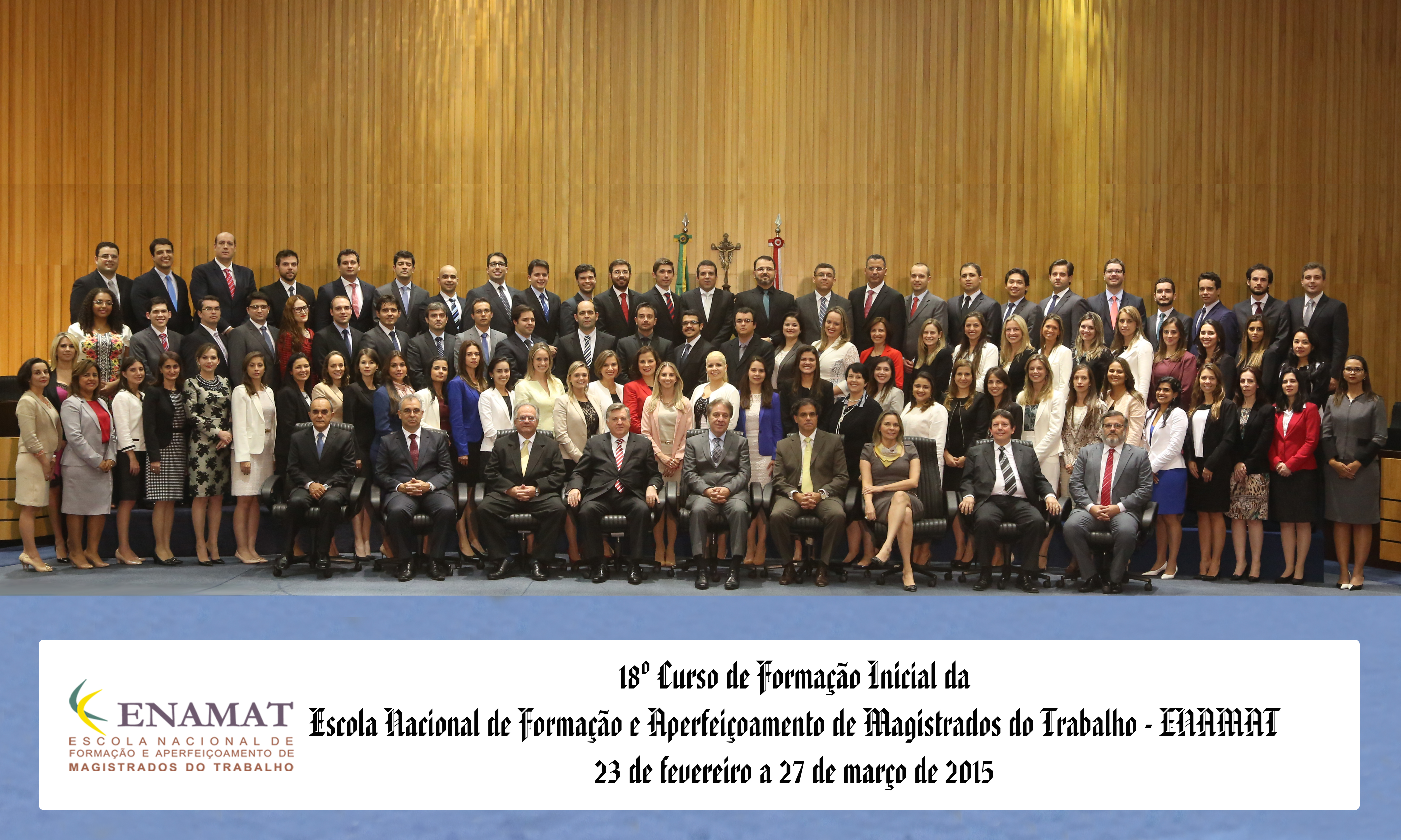 Foto oficial 18º CFI