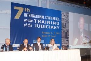 Ministros do TST e juiz Olsson