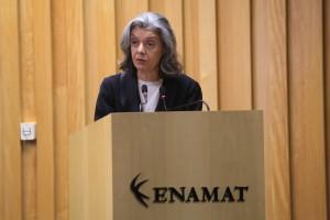 Ministra Cármem Lúcia, vice-presidnte do STF