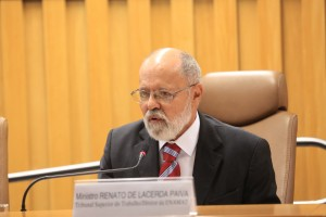 Ministro Renato de Lacerda Paiva, Diretor da Enamat