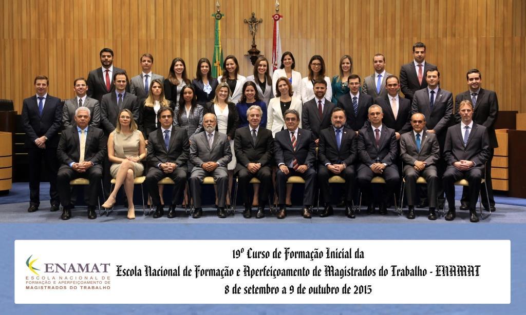 Foto oficial 19º CFI