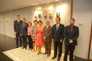 Direção e Conselho Consultivo da Enamat