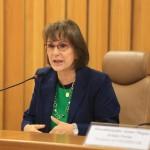 Ministra Maria Cristina Irigoyen Peduzzi - Diretora da Enamat