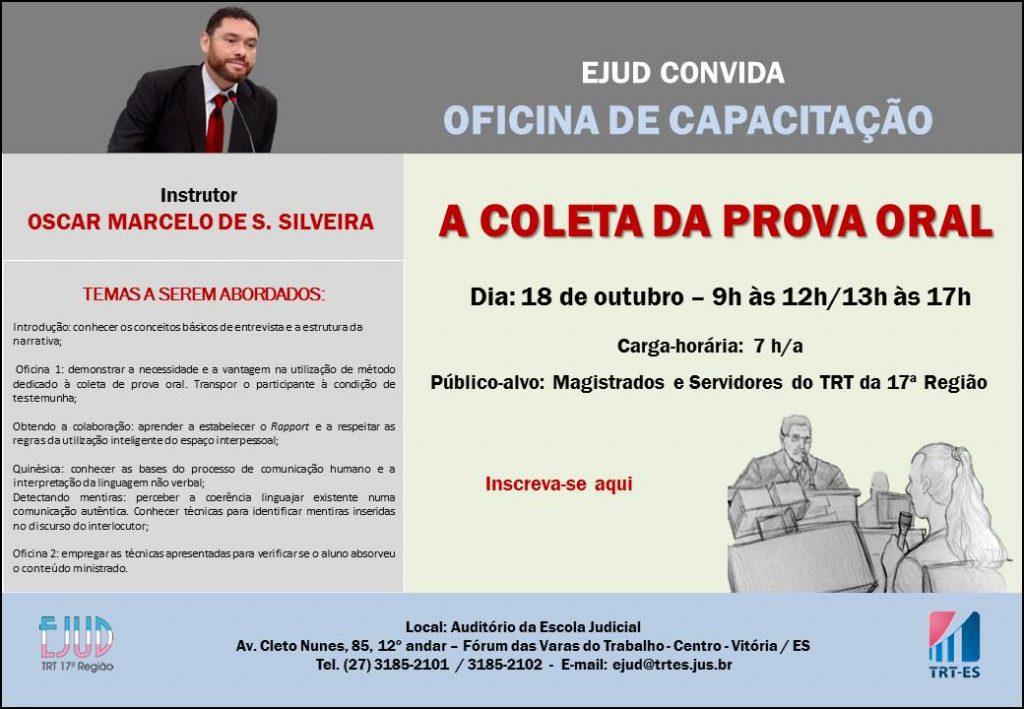 FOLDER DE DIVULGAÇÃO