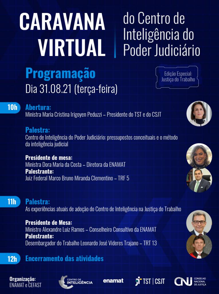Folder do evento